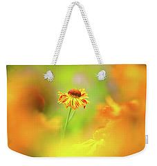 Sunny Spirit Weekender Tote Bag