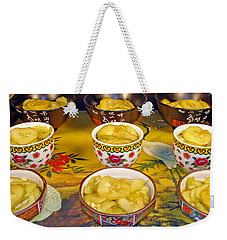 Sunomono In Japanese Teacups Weekender Tote Bag