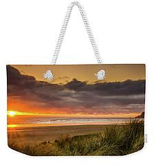Sunrays Over Manzanita Weekender Tote Bag