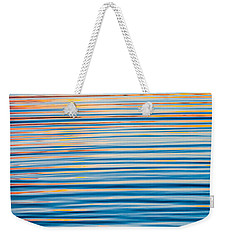 Sunrise Abstract  Weekender Tote Bag