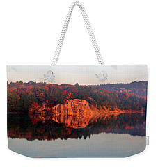 Sunrise And Harmony Weekender Tote Bag