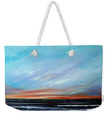 Sunrise And The Morning Star Eastern Shore Weekender Tote Bag