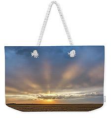 Sunrise And Wheat 03 Weekender Tote Bag