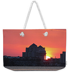 Sunrise At 17th St Weekender Tote Bag