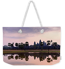 Sunrise At Angkor Wat Weekender Tote Bag