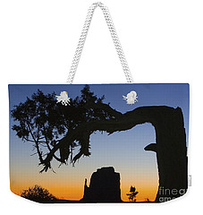 Sunrise At East Mitten Weekender Tote Bag by Jerry Fornarotto