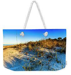Dawn At Manasota Beach Weekender Tote Bag
