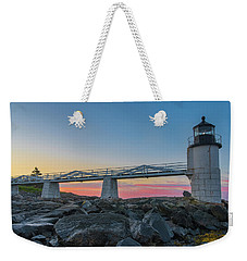Sunrise At Marshall Point Weekender Tote Bag