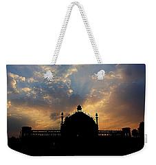 Sunrise At Rumi Gate Weekender Tote Bag
