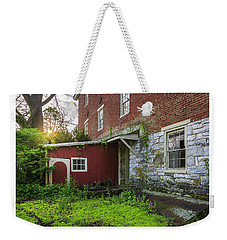 Sunrise At Shank's Mill Weekender Tote Bag