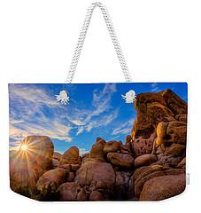 Sunrise At Skull Rock Weekender Tote Bag