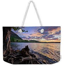 Sunrise At Waterton Lakes Weekender Tote Bag