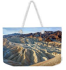 Sunrise At Zabriskie Point Weekender Tote Bag