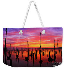 Sunrise Awaits Weekender Tote Bag