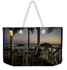 Sunrise Breakfast In The Bahamas  Weekender Tote Bag