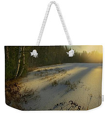 Sunrise Brings Hope For A New Day Weekender Tote Bag