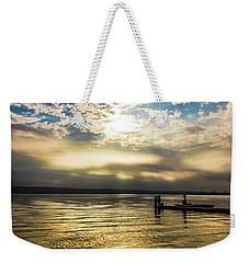 Sunrise Burning Weekender Tote Bag