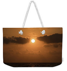 Sunrise Cloud Break Delray Beach Florida Weekender Tote Bag
