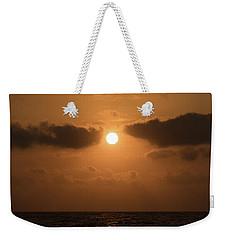 Sunrise Cloud Break Delray Beach Florida Weekender Tote Bag