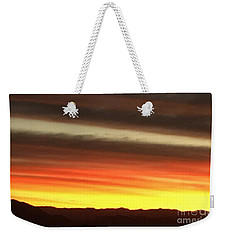 Sunrise Collection #1 Weekender Tote Bag