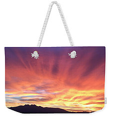 Sunrise Collection #2 Weekender Tote Bag