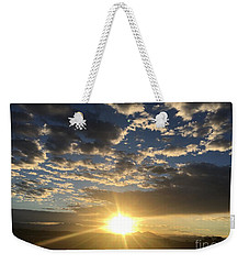 Sunrise Collection #3 Weekender Tote Bag