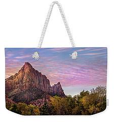Sunrise Colors Weekender Tote Bag