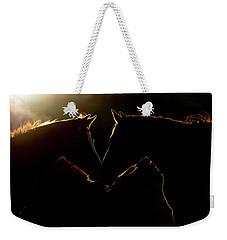 Sunrise Companions Weekender Tote Bag