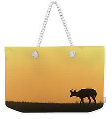 Sunrise Deer Weekender Tote Bag