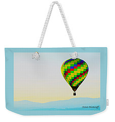 Sunrise Delight Weekender Tote Bag