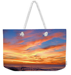 Sunrise Dune I I I Weekender Tote Bag by  Newwwman