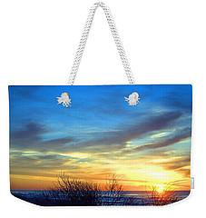 Sunrise Dune I I Weekender Tote Bag by  Newwwman