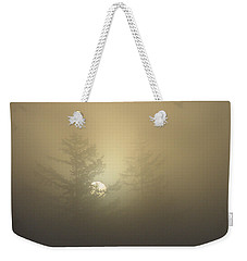 Sunrise Fogged - 1 Weekender Tote Bag
