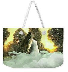 Sunrise Weekender Tote Bag