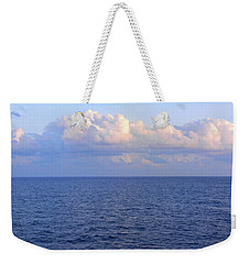 Sunrise From The Atlantic Ocean Weekender Tote Bag