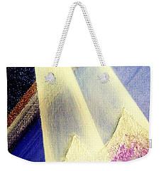 Sunrise  In Alpine Weekender Tote Bag