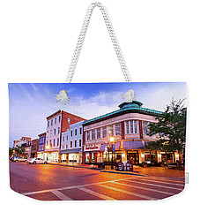 Sunrise In Annapolis Weekender Tote Bag
