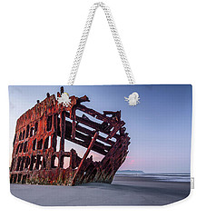 Sunrise In Astoria Weekender Tote Bag