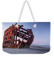 Sunrise In Astoria Weekender Tote Bag