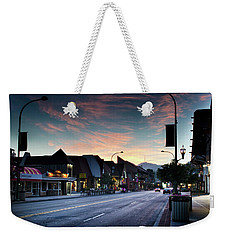 Sunrise In Gatlinburg Tennessee Weekender Tote Bag