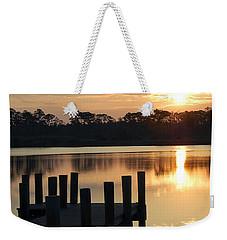 Sunrise In Grayton Beach II Weekender Tote Bag