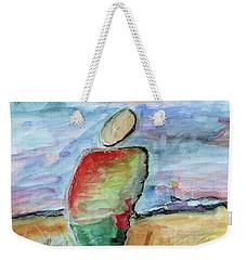 Sunrise In The Grasses Weekender Tote Bag