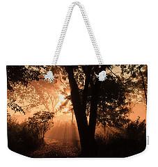 Sunrise In The Marsh 3 Weekender Tote Bag