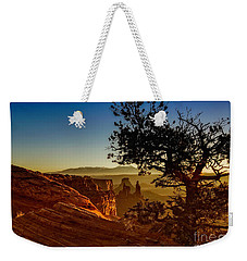 Sunrise Inspiration Weekender Tote Bag