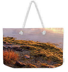 Sunrise Light Weekender Tote Bag