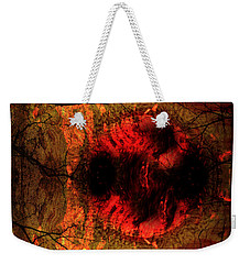 Sunrise  Weekender Tote Bag by Lila Fisher-Wenzel