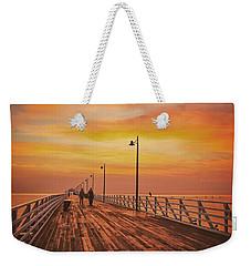 Sunrise Lovers Weekender Tote Bag