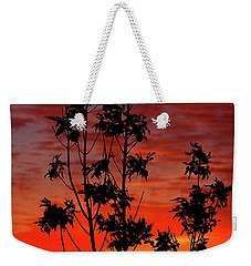 Sunrise Magic Weekender Tote Bag