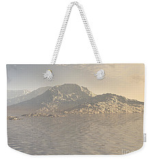 Sunrise Mountains Landscape Weekender Tote Bag