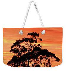 Sunrise Mystery Weekender Tote Bag